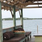 Dock couch