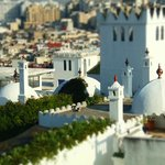 Spectacular view of Tangier