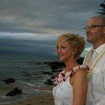 Wedding photo...aw!