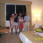 Cuarto del hotel