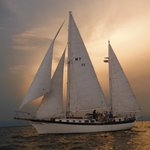 Sailing beautiful waters of Tampa Bay Florida!