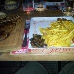 the beef rib €25