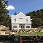 One of the many buildings that make Trail West an Authentic Wild West adventure for our family!