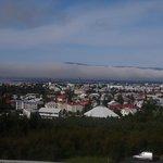 Vista del Reykjavik desde La Perla