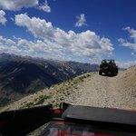Trail to Kendall Peak