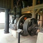 a large cotton gin
