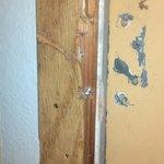Room 114 Front Door
