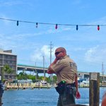 fish & wild life on patrol