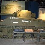"""Sherman Tank """"Forceful III"""""""