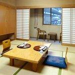 Φωτογραφία: Naritasanmonzen ryokan Wakamatsuhonten