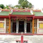 ang mo kio temple in sengarang
