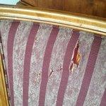 more ripped Liberace-era furniture