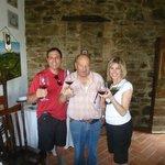 A Brunello Private Vineyard Tour