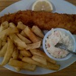 fish and chips by mr fish