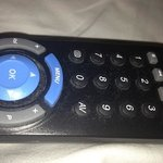 dirty remote controller