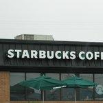 Starbucks near Hwy 20, Newport