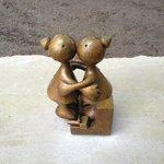 Tom Otterness Sculpture