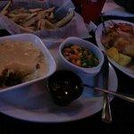 Shepards pie and fish&chips sooooooo yummy