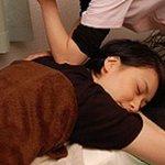 Japanese SHIATSU Therapy .