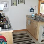 The wee kitchen
