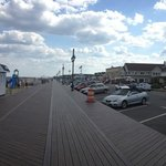 new boardwalk
