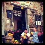 Best fruit drinks!!! A must in Vernazza !!