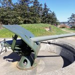 One of the cannons - March 31, 2013