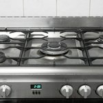 Stander commercial Kitchen (Gas Top)