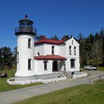 Admiralty Head Lighthouse - March 31, 2013