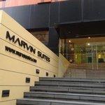 Marvin Suites Entrance