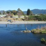 Turangi Bridge Motel Restaurant & Bar on the banks of the renowned Tongariro River