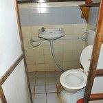 salle de bain!!!!