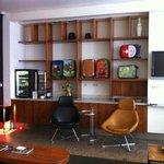 self-serve lounge
