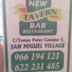 Photo de The New Tavern