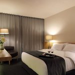 Comfort room at Royal Passeig de Gracia hotel
