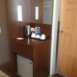 Basic amenities