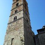 Altra vista del campanile