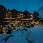 Grand Hotel Park, Gstaad Winter 2