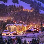 Grand Hotel Park, Gstaad Winter 4