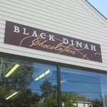Black Dinah Chocolatiers Tasting Room