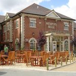 The Memphis Belle  GREAT BRITISH CARVERY