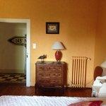 Das Apricot-Zimmer
