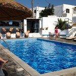 The pool area.... Fabulous!!!!!