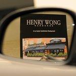 Henry Wong A La Carte Restaurant..