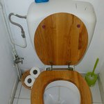 Le tartre des toilettes