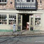 Bonnies lovely Deli in Ironbridge
