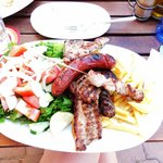 Mix grill for 2 persons 2 variant