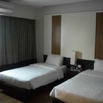 Chambre DoubleBeds pour Triple Bedroom