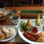 すてきな朝食