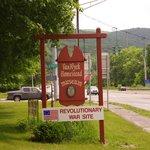 VanWyck Homestead Sign